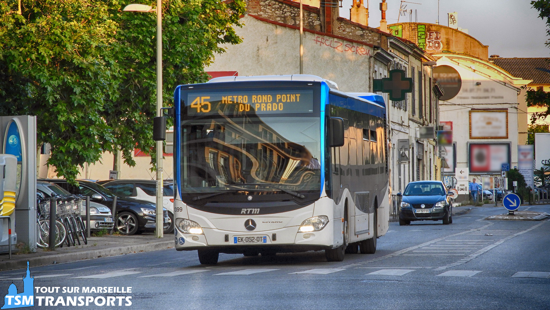 Mercedes Benz Ciatro 2 Euro 6 RTM n°1399