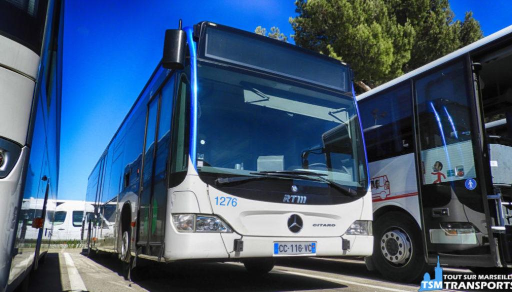 Mercedes Benz Citaro Facelift