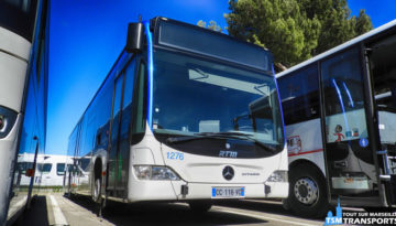Mercedes Benz Citaro Facelift