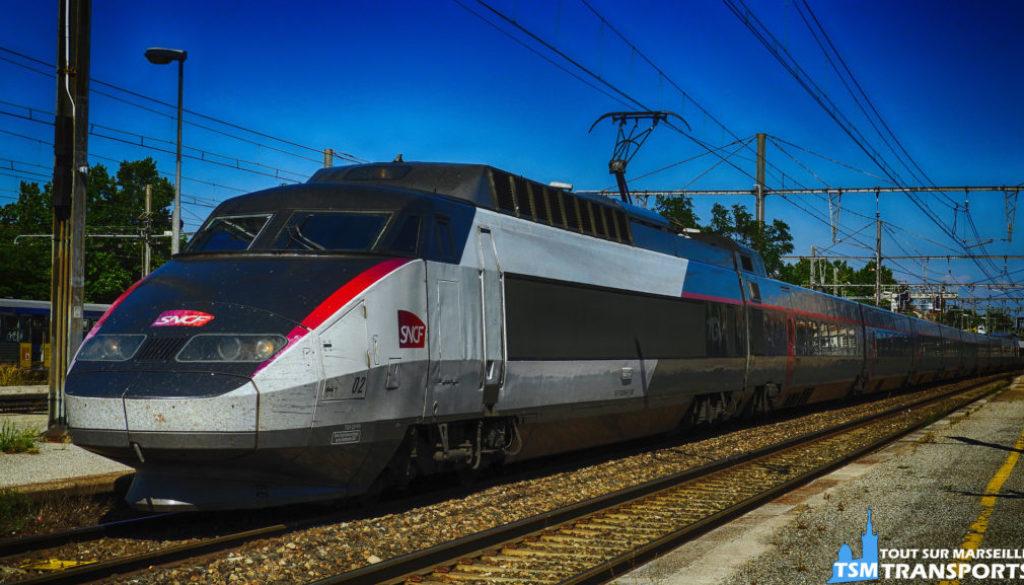 Alstom TGV Sud EST