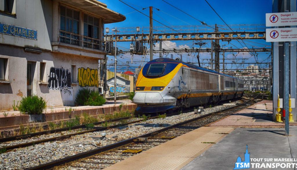 Alstom TGV TMST Eurostar