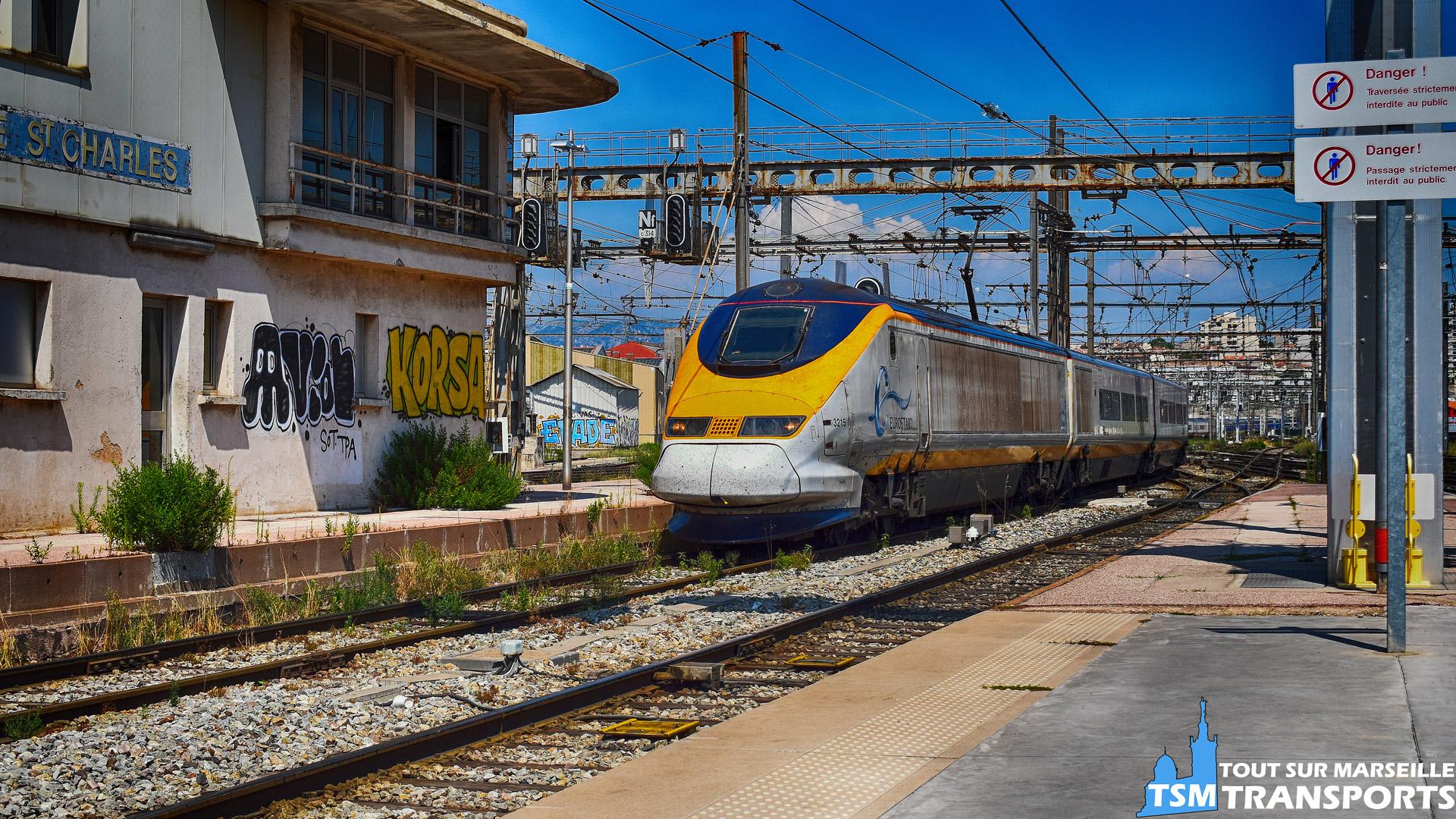 Alstom TGV TMST