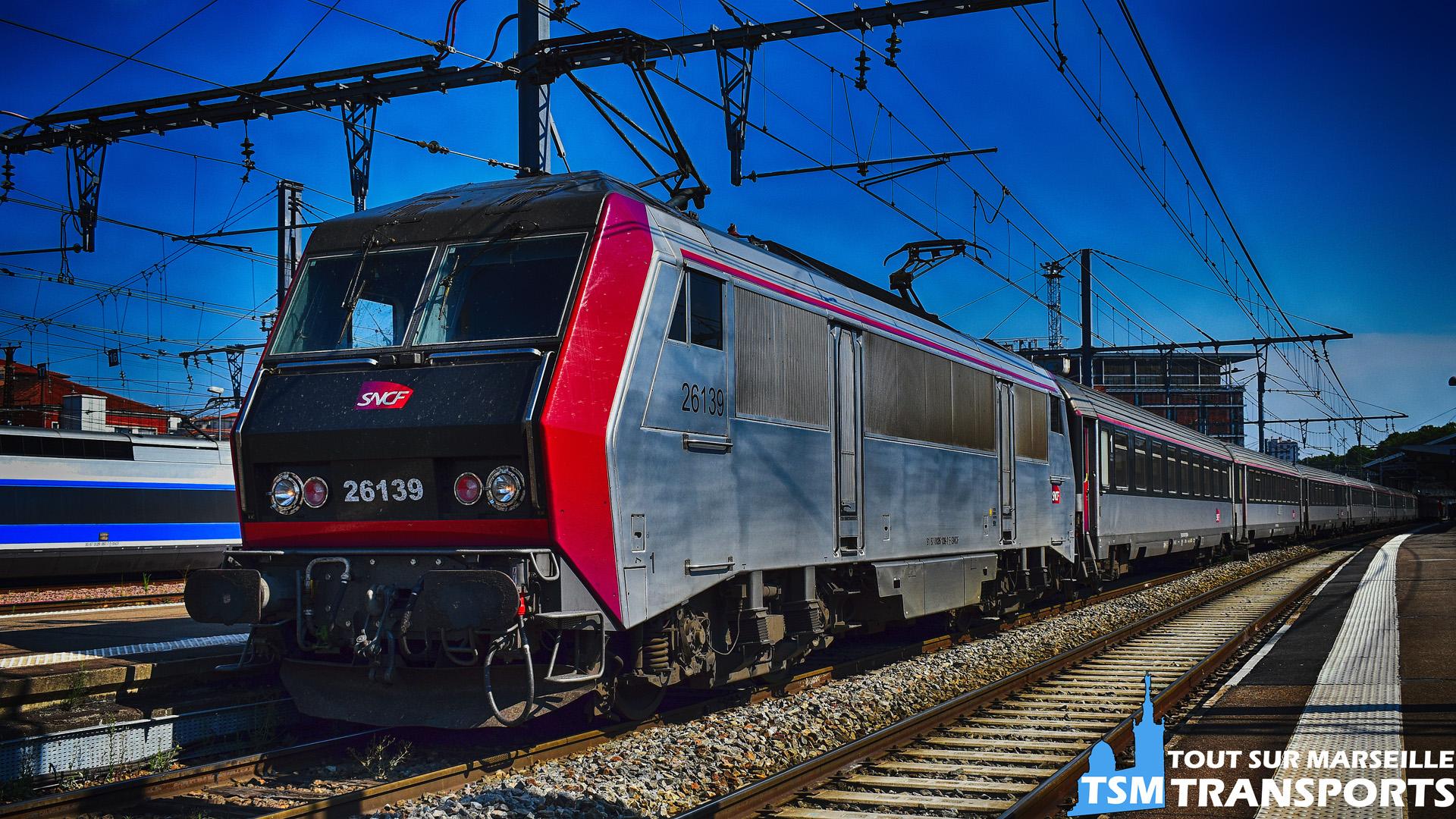 Alstom BB26000 (Sybic) SNCF n°26139