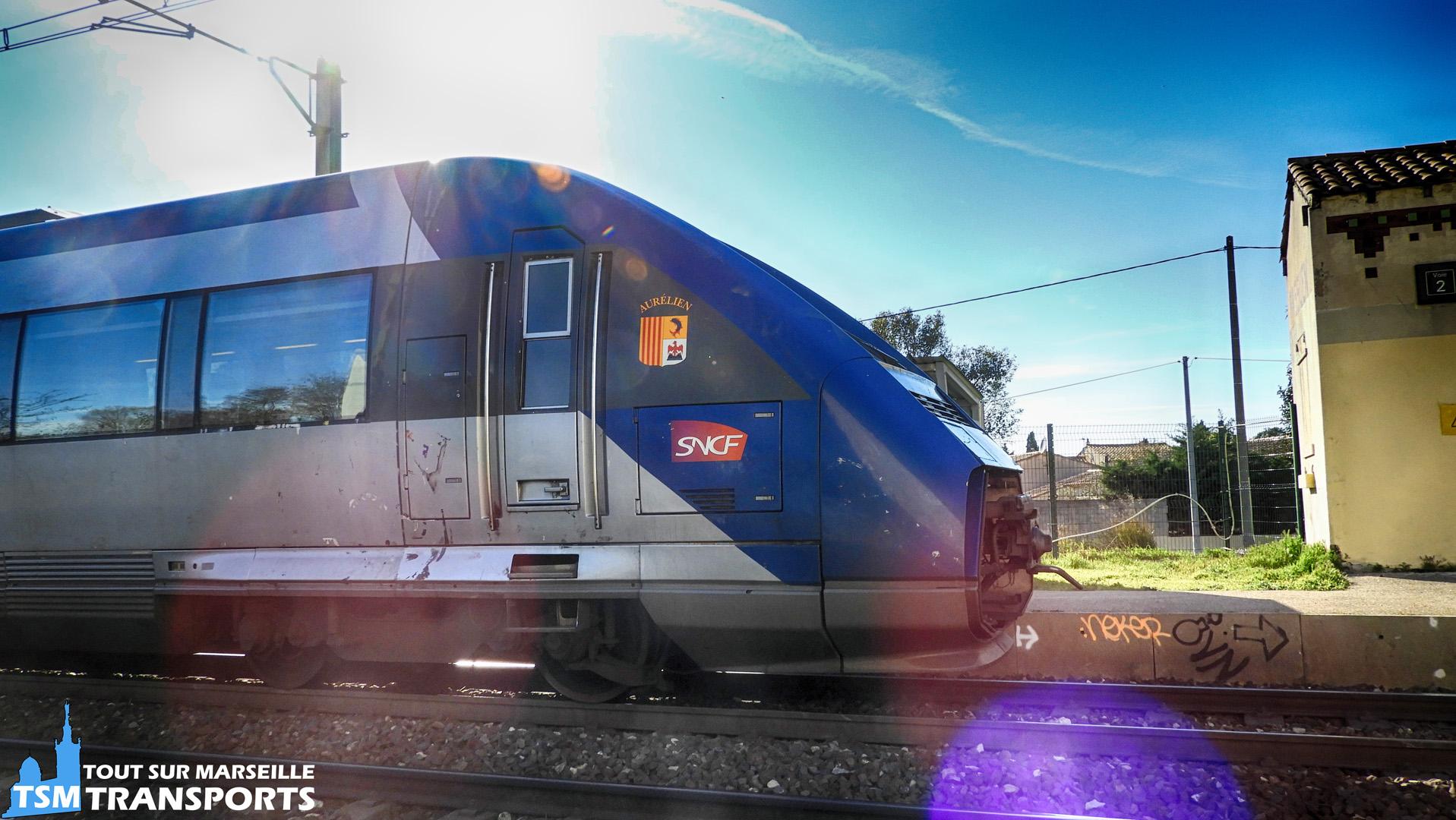 Alstom X72500 baptisé Aurélien