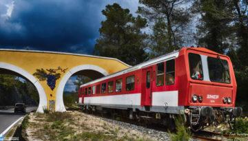 Train touristique 📸