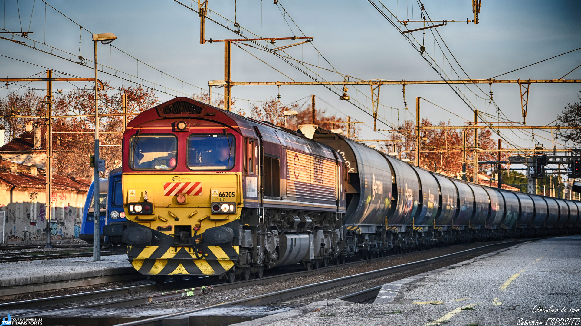 EMD Class66