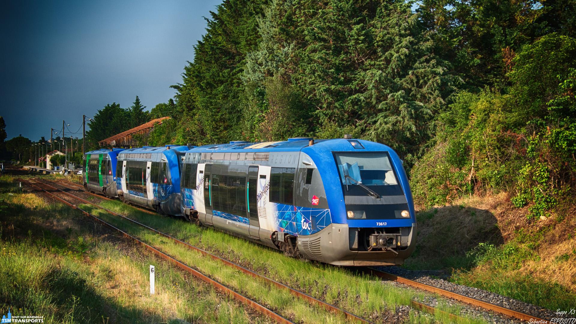 Alstom X73500