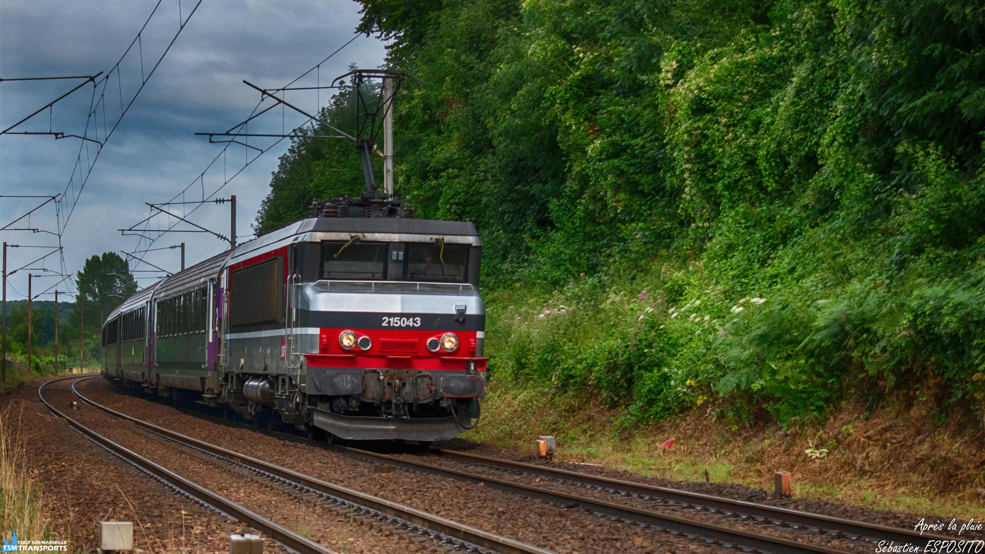 Alsthom / MTE BB15000