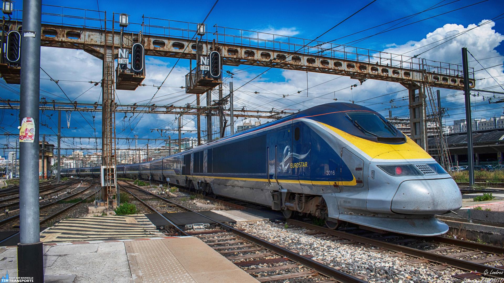 GEC Alsthom TGV e300
